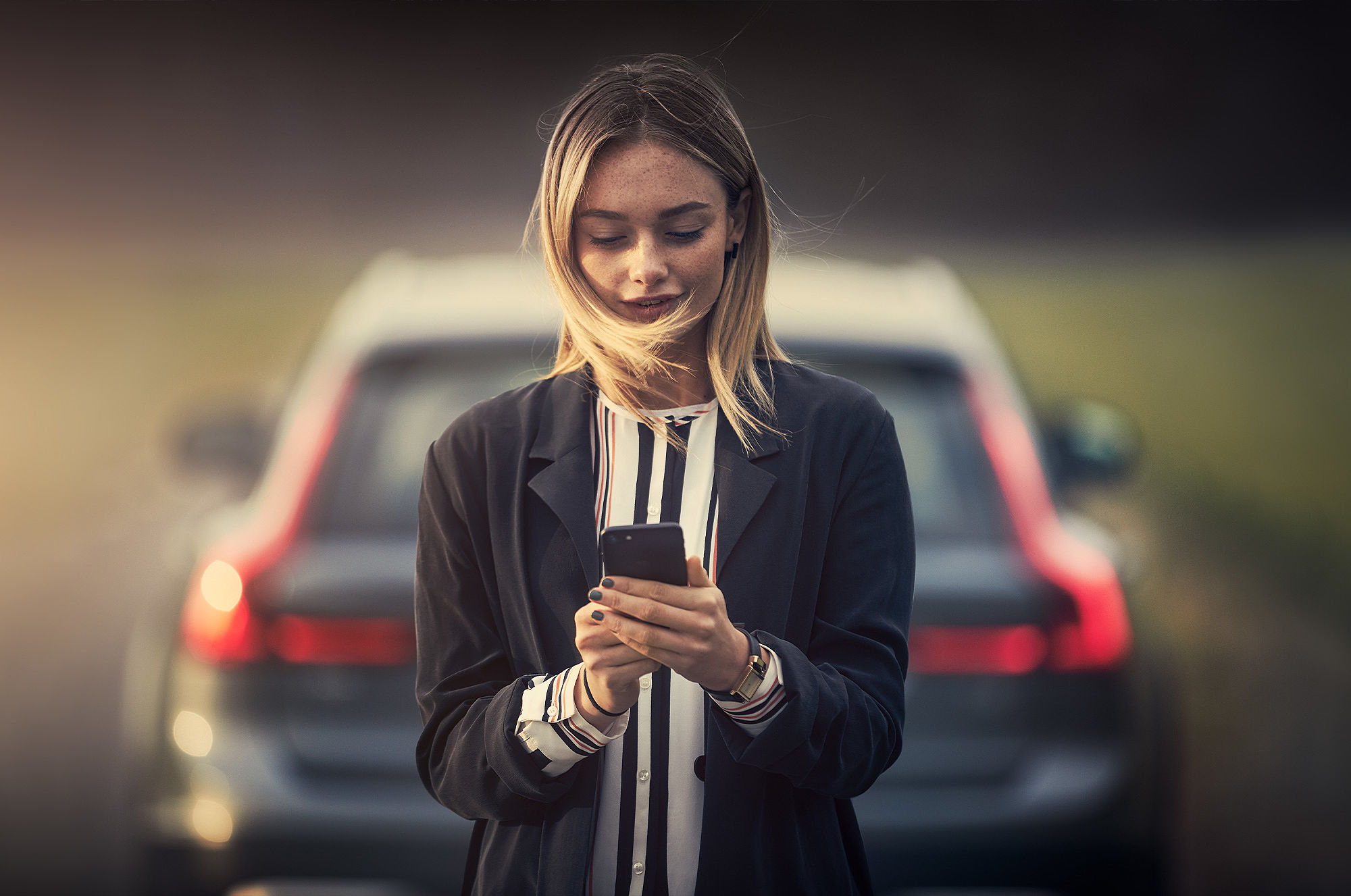 Stay Connected With Volvo On Call